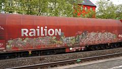 Graffiti in Köln/Cologne 2015 (kami68k -all over-) Tags: köln cologne 2015 graffiti illegal bombing train freight dex keor 3ck tpa tmts kmf 80countrycode ddb dbcargo railion