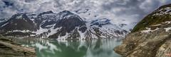 Panorama Kaprun-2 (Richard van Hilten) Tags: oostenrijk austria kaprun thealps dealpen stausee