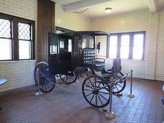 Garage (pirate johnny) Tags: glensheen duluth mansion minnesota