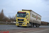 MAN TGX 'McBurney Transport' reg GRZ 6896 (erfmike51) Tags: mantgx truck artic curtainside lorry mcburneytransport