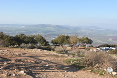 Gilboa - Mt. Barkan Lookout