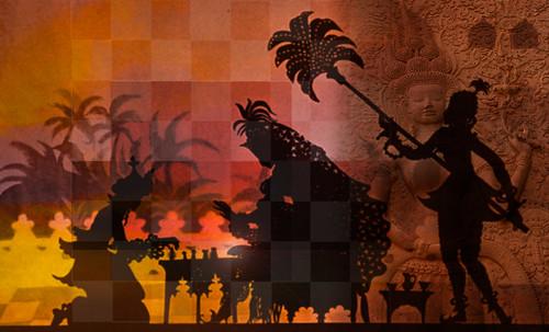 """Chaturanga-makruk / Escenarios y artefactos de recreación meditativa en lndia y el sudeste asiático • <a style=""""font-size:0.8em;"""" href=""""http://www.flickr.com/photos/30735181@N00/32143068660/"""" target=""""_blank"""">View on Flickr</a>"""