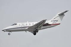 I-TOPD (LIAM J McMANUS - Manchester Airport Photostream) Tags: itopd bizz beechcraft beechjet be40 bj40 beechjet400 sirio be4 manchester man egcc