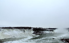 Niagara Falls (S.E.A. Photography) Tags: niagarafalls ontario canada nature beauty beautiful winter snow ice january waterfalls landscape photography sky mist water