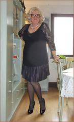 2017 - 01 - 01 - Karoll  - 105 (Karoll le bihan) Tags: femme feminization feminine travestis tgirl travestie travesti transgender effeminate transvestite crossdressing crossdresser travestisme travestissement féminisation crossdress lingerie escarpins bas stocking pantyhose stilettos