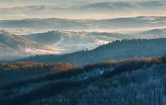 Winter in Bieszczady Mountains, Poland (Mirek Pruchnicki) Tags: wetlina województwopodkarpackie polska landscape bieszczadzkiparknarodowy mountains winter forest