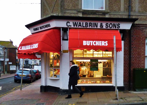 C. Walbrin & Sons, Butchers