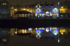 New Brighton Front (N-woods) Tags: newbrighton nightphotography reflections