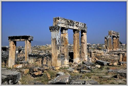 Prozessionsstrasse Hierapolis