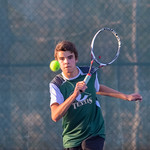 RBHS Var Mens Tennis vs LHS 3/9/17 (sgs)