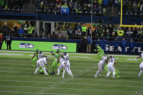 2016 Seahawks vs LA Rams