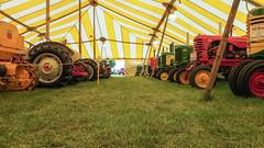 porter county fair. july 2015 (timp37) Tags: summer 2015 indiana porter county fair tractors july tent