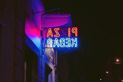 Neon (GRUNGE PHOTOGRAPHER) Tags: neon nightlife lights urban colors wintervibes citylights city beautifulwinter night north street