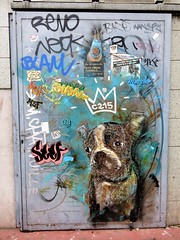 C215 / Vitry-sur-Seine - 28 jan 2017 (Ferdinand 'Ferre' Feys) Tags: paris france streetart artdelarue graffitiart graffiti graff urbanart urbanarte arteurbano c215 ferdinandfeys
