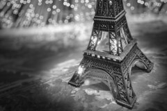 MM: Eiffel Tower Lighted Miniature (Mark Photography 2017) Tags: aerial angle artificial back background bamdw black blurred bokeh bright bw champ city close closeup composition crafts de desaturating detail effect eiffel exposure flare focus format framing genre gustave horizontal image indoor interior iron la landscape lattice lens light lighting lights long lumiere macro macromondays map mars mondays orientation paris photo photography rays setting star style top tour tower trail treatment up view vignette ville white wroughtartscraftsphotographytreatmentimagetypedesaturatingblackwhitebamdwbwsettinginteriorindoorphotogenrestylemacromondaysmacromondaysorientationlandscapelightinglightrayslensflarecitylightsbrightbackartificialframingco
