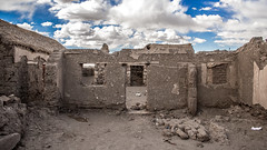 2020 - Julaca, nearly abandonded town (2) (matiasrquiroga) Tags: clouds nubes deserted desert bolivia julaca old decay urban desierto travel tour trip potosí uyuni