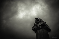 OLG Hamm 3/7 (rolle@bassfire) Tags: city urban blackandwhite bw monochrome architecture landscape blackwhite 28mm voigtlnder ultron oldschooldigital leicam9
