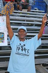 D131633A (RobHelfman) Tags: sports losangeles football highschool fans garfield scrimmage crenshaw