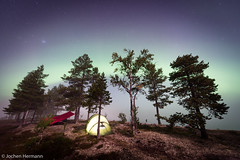 Femunden und Jmtland-435 (jo.hermann) Tags: nature norway landscape norge scenery nebel schweden norwegen canoe aurora mohawk sverige kanu northernlights borealis gatz hilleberg paddeln femunden nachthimmel femund helsport feragen