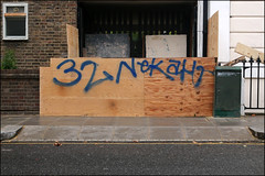 T32 / Nekah (Alex Ellison) Tags: urban graffiti boobs tag graff 32 westlondon neka opd t32 1t nekah neks temp32 nottinghillcarnival2015