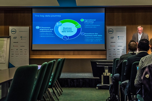 DELL SOLUTIONS TOUR 2015 [CONVENTION CENTRE DUBLIN] REF-107639
