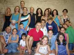 DSC09665 (Pepe Fernndez) Tags: amigos grupo cena reunin fotodegrupo xuntanza