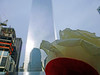 New York, NY 9/11 Memorial (army.arch) Tags: plaza newyorkcity ny newyork flower memorial downtown worldtradecenter 911 lowermanhattan 911memorial michaelarad