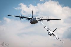 RAAF Lockheed Martin C-130J Hercules (duffohyeah) Tags: raaf hercules c130 a97 a97440 a97442 raaflockheedmartinc130jsuperhercules