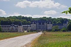 Gizeux (Indre-et-Loire) (sybarite48) Tags: france castle castelo castello château kale 城 castillo burg kasteel zamek 城堡 замок indreetloire κάστρο قلعة gizeux