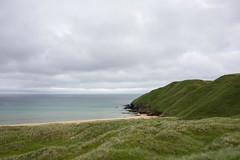 Ridges over Strathy Beach (AJL0610) Tags: scotland unitedkingdom strathy