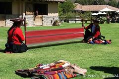 Which Yarn Next? (lugi_ch) Tags: travel people peru inca cuzco cusco sacredvalley urubamba nationalgeographic quechua solyluna lindbladexpeditions urubambavalley wayraranch