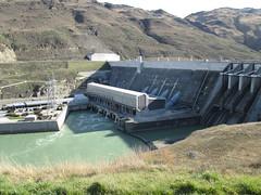 Clyde Dam (Iain Cargill) Tags: island clyde dam south central nz otago