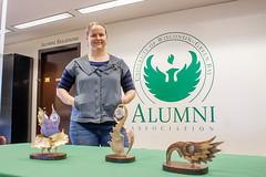 UWGB Alumni Awards Artist