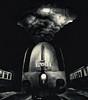 'Atlantic'  - Steam locomotive (Eric@focus) Tags: brussels bw museum train wagon mood noiretblanc dramatic atlantic fabulous impressive steamlocomotive speedrecord trainworld 1000v40f blackwhitephotos monochromia neroametà distinguishedblackandwhite silverefexpro2 aerodynamicfairing