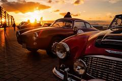 Old but gold (michael.gehling) Tags: oktober strand herbst grandprix knokke oldtimer autos belgien heist 2015 brgge zoute