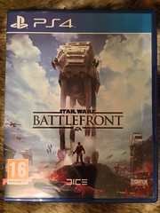 Photo of Star Wars Battlefront PS4