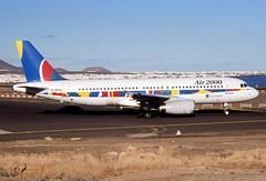 G-OOAB (GH@BHD) Tags: aircraft aviation ace lanzarote airbus airliner a320 arrecife amm air2000 arrecifeairport gooab