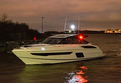 Princess V58 (3) @ KGV Lock 16-12-15 (AJBC_1) Tags: uk england london night unitedkingdom nighttime docklands riverthames motoryacht eastlondon shipsatnight gallionsreach nikond3200 northwoolwich newham royaldocks luxurymotoryacht luxuryyacht londonboroughofnewham princessyachts gallionspoint princessv58 kgvlock dlrblog londonsroyaldocks ajc kinggeorgevlock londonboatshow2016 lbs2016 lbs16