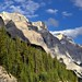 Cloud Shadows on Mount Wilson (Banff National Park)