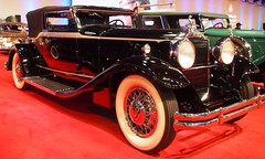 1931 Packard 8 Model 840 Waterhouse Convertible Victoria 3 (Jack Snell - Thanks for over 26 Million Views) Tags: sf auto show ca 58th wallpaper art cars wall 1931 vintage paper model san francisco display 8 convertible center victoria international collectible moscone waterhouse packard 840 excotic jacksnell707 jacksnell accadomy