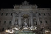 2016_04-Rome-L00250 (trailbeyond) Tags: architecture building europe fontanaditrevi fountain italy location marble night outdoors rome trevifountain