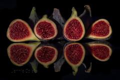 DSC_0921 (colejennie) Tags: autumn figs reflection mirrorimage reflectionphotography fresh fruit colours