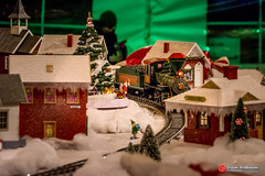 Train Exhibition at Hudson Gardens (srijish) Tags: nikon d5200 sigma 18250 lightroom hudsongardens hudson gardens littleton co colorado christmas 2016 toy train exhibition