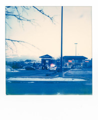 Day 020/365 - Photo365 - Your Neighborhood (UnknownNet Photography) Tags: polaroid analog analogue believeinfilm camera dramatic film filmcommunity filmfeed filmforever filmisnotdead filmphoto filmphotography grainisgood instant ishootfilm keepfilmalive neighborhood police shotonfilm staybrokeshootfilm sx70 thefilmcommunity vintage winter