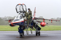 RAF SEPECAT Jaguar (Kev Gregory (General)) Tags: timeline events time line photo charter raf royal air force cosford service no 1 number one school technical training recruits utilising sepecat jaguar aircraft under their care kev gregory canon 7d british corporation bac european anglo french ground attack strike close support nuclear role supersonic société européenne de production lavion ecole combat et dappui tactique breguet iraq bosnia gulf cold war germany coltishall bruggen britain france india
