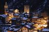 The village of Champorcher (Alessandro Vallainc) Tags: xmas snow lowligth longexposure tripod christmas acient village prime lens eos italy valley magic fabulous 2017