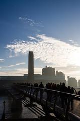 Tate Modern (Sally Dunford) Tags: sallydecember2016 tatemodernlondon milleniumbridge tatemodern canon7d canon1755mm