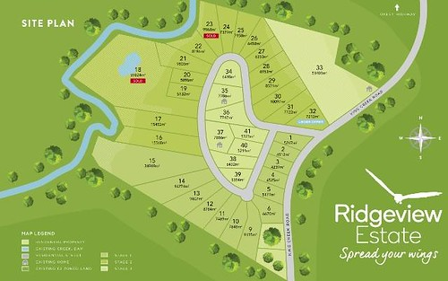 Lot 7 Ridgeview Estate, King Creek NSW 2446