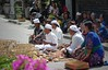 Kayusalem Ceremony, Kintamani, Bali (scinta1) Tags: bali baturbaguscottage beautiful beachlands kintamani kedisan kampung keluarga family ceremony agama upacara hindu offerings men women colour colourful crowd lakebatur danaubatur decoration desa mountbatur mountain gunungbatur giri kebaya kamen kain kayuselem pura permangku priests traditional traditionaldress temple religious asli amazing awesome celebration caldera clouds ethnic excellent entrance flowers indonesia ibu interesting lake ngaben oldwoman oldman people praying shrine sarong udeng unique view water waterscape banjar