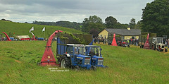 silage co galway (martincoleman85) Tags: galway agri ford 5000 4000 silage 10x chop single harvester taarup